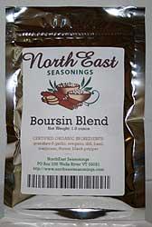 Organic Boursin Blend