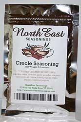 Organic Creole Seasoning