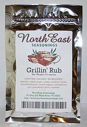 Organic Grillin' Rub