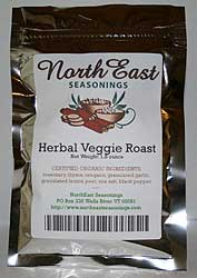 Organic Herbal Veggie Roast