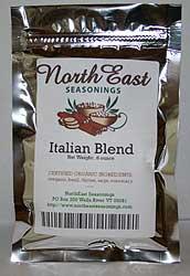 Organic Italian Blend