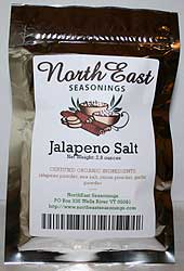 Organic Jalapeno Salt