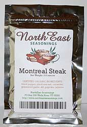 Organic Montreal Steak Seasoning