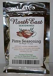 Organic Pizza Seasoning