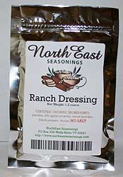 Ranch Dressing - No Salt