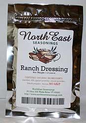 Ranch Dressing - No Salt