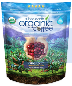 Our organic coffee bean top choice.